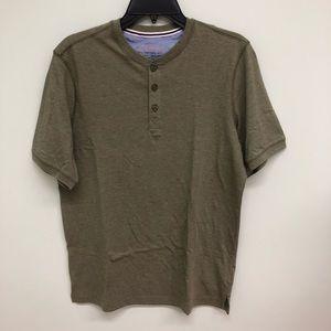 Weatherproof | Men's Short Sleeved Shirt | Olive